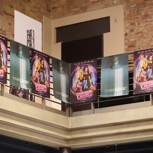 """Eröffnung des Fantasy Filmfest Germany mit dem Film """"Gunpowder Milkshake"""" am 17. Oktober 2021 im Kino in der Kulturbrauerei Berlin   Foto: Pedro Becerra - STAGEVIEW.de"""